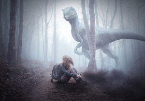 dinosaure et univers Jurassic pour une fête