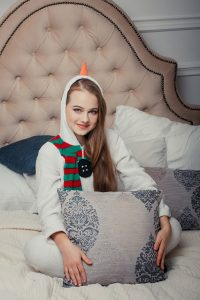 Adopter le style du pyjama combinaison
